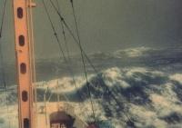 Балл по шкале Бофорта 11 - Жестокий шторм